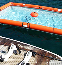 Here's An Inflatable Pool For Your…Boat!