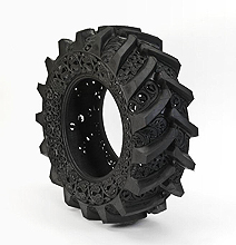 Tire Carvings: The Next Level Of Insane Creativity