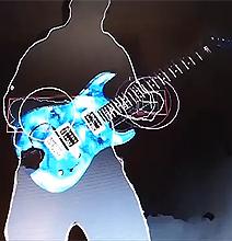 Kinect Hack: Air Guitar Prototype Makes Anyone A Guitar Guru!