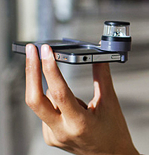Kogeto Dot: Lets You Record 360 Degree Video On An iPhone