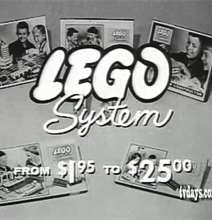 Retro Commercial: Welcome To Lego In 1960