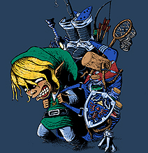 NES Zelda: The Reality Of A Hero Isn't So Glamorous After All!