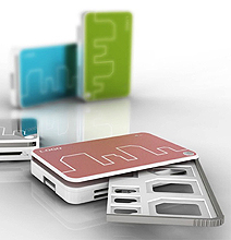 The Logo Reader Stores All Your Card Data In One Gadget