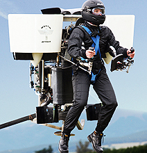 Personal Jet Pack | Only $75,000!