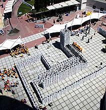 Milk Carton Castle in Guinness Book of World Records