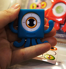 Mix Monsters: Cute Customized Geekdom For iPod Shuffle