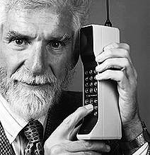 Mobile Phone History: All The Firsts [Infographic]