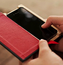 My Little Black Book: Secret Agent iPhone 4 Case