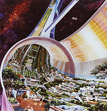 This Is How NASA Imagined Space Stations In 1970