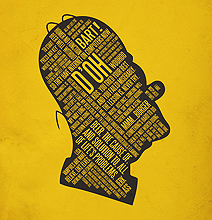 Nerdified: Movie & Game Typography Posters For Geeks!