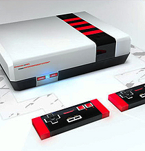 reNESED – Nintendo NES In An Awesome New Suit