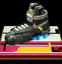 Nike Air Mags Are In Lego As Well!