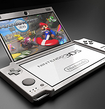 Nintendo 3DS – Secret Images Of The Future Of Gaming?