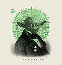 Old Timey Star Wars: The Renaissance Take On The Series