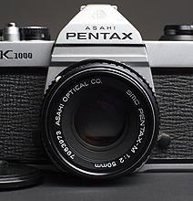 Pentax K1000: Insane Complete Camera Disassemble