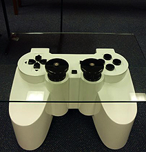 Playstation Coffee Table: The Only Way To Decorate As A Gamer