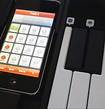 Pocketloops: Turns Your iPhone Into A Mini Midi Recording Studio