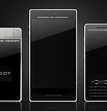 Porsche Smartphone: The New Luxury Cell Phone To Flaunt