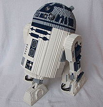 All Featured R2-D2 Lego Build Is A Pure Wonder