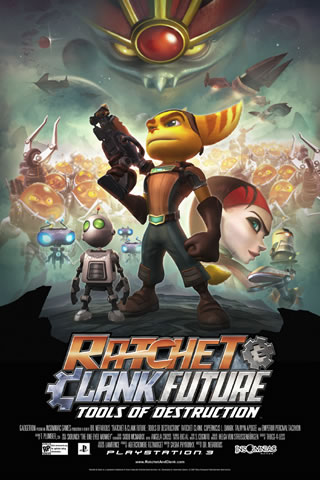 Ratchet & Clank – Gadget Geek #1