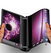The Real Notebook: Future Laptops Are More Then Flexible