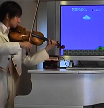 Real Time Game Music – Super Mario Awesomeness!