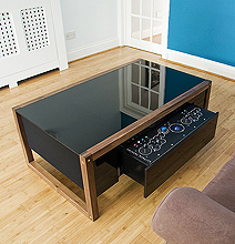 Killingest Retro Arcade Coffee Table Ever Made