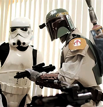 Star Wars: Stormtrooper Music Video By Scattered Trees