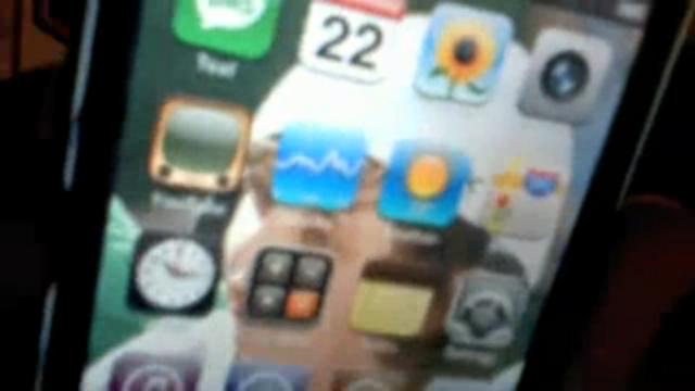 iPhone's Secret Application