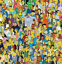 Simpsons Alphabet: Another Reason To Learn Your ABCs