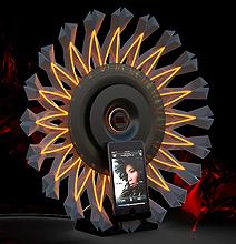 Inspiring Light Dazzling Speaker Dock For Your iPhone