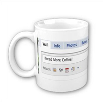 Social Networking Mugs: Are You Addicted?