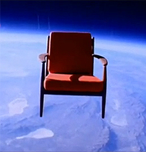Do you want to use the Space Chair?