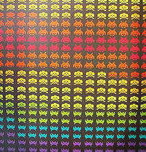 Space Invaders Calendar: Mark Each Day By Killing Aliens
