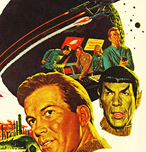 The First 45 Years Of Star Trek [Infographic]