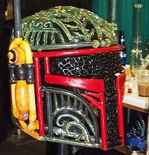 Star Wars Boba Fett Water Pipe Makes Smoking An Art Form