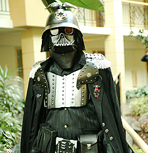 Star Wars Cosplay Steampunk Costumes Will Leave You Baffled