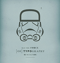 Star Wars Typography: 3 Amazing Ad Campaign Posters
