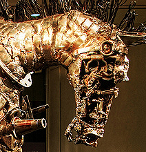 This Steampunk Horse Goes Beyond All Boundaries Of Creativity!