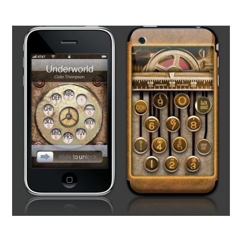 Steampunk iPhone Skin – Become Original