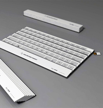 "Check out the new ""Stick Keyboard"" 