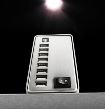 USB Super Hub: 16-Port Mega Monster Connector!