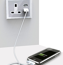 USB Power Outlet: Soon Gracing The Wall Of Your Home
