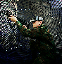 The Future Of Arcade Gaming Is A Human Hamster Ball