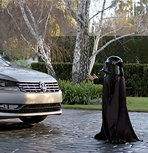 Vader Unmasked: Star Wars Volkswagen Commercial Bloopers