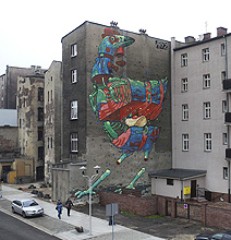 World Mega Art: Literally Painting The World
