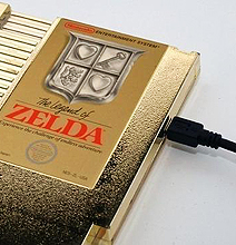 Zelda NES Cartridge: Turned Into A 1TB External Hard Drive!