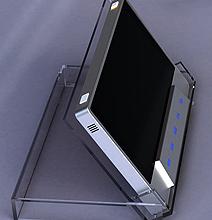 eTape: Awesome Retro Future Cassette Media Player