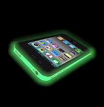 iColor Glow: The Fluorescent iPhone 4 Case Fit For Halloween!