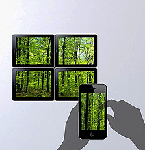 iPad 2 Window: Put An Outside View Wherever You Want